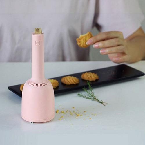 原創上品|小風鈴 無線吸塵器 - 旗艦款 - 櫻花粉