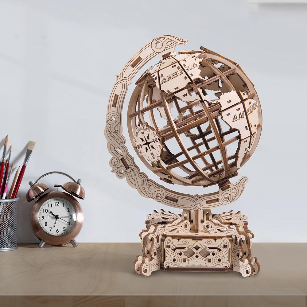 WOODEN CITY|動力模型 - 環球之星