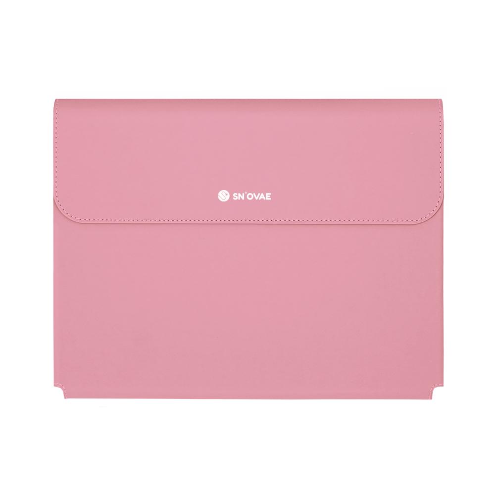 SN°OVAE 翻轉筆記夾 - 粉紅色