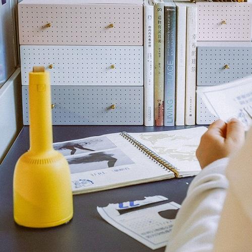 原創上品|小風鈴 無線吸塵器 - 豪華版 - 檸檬黃