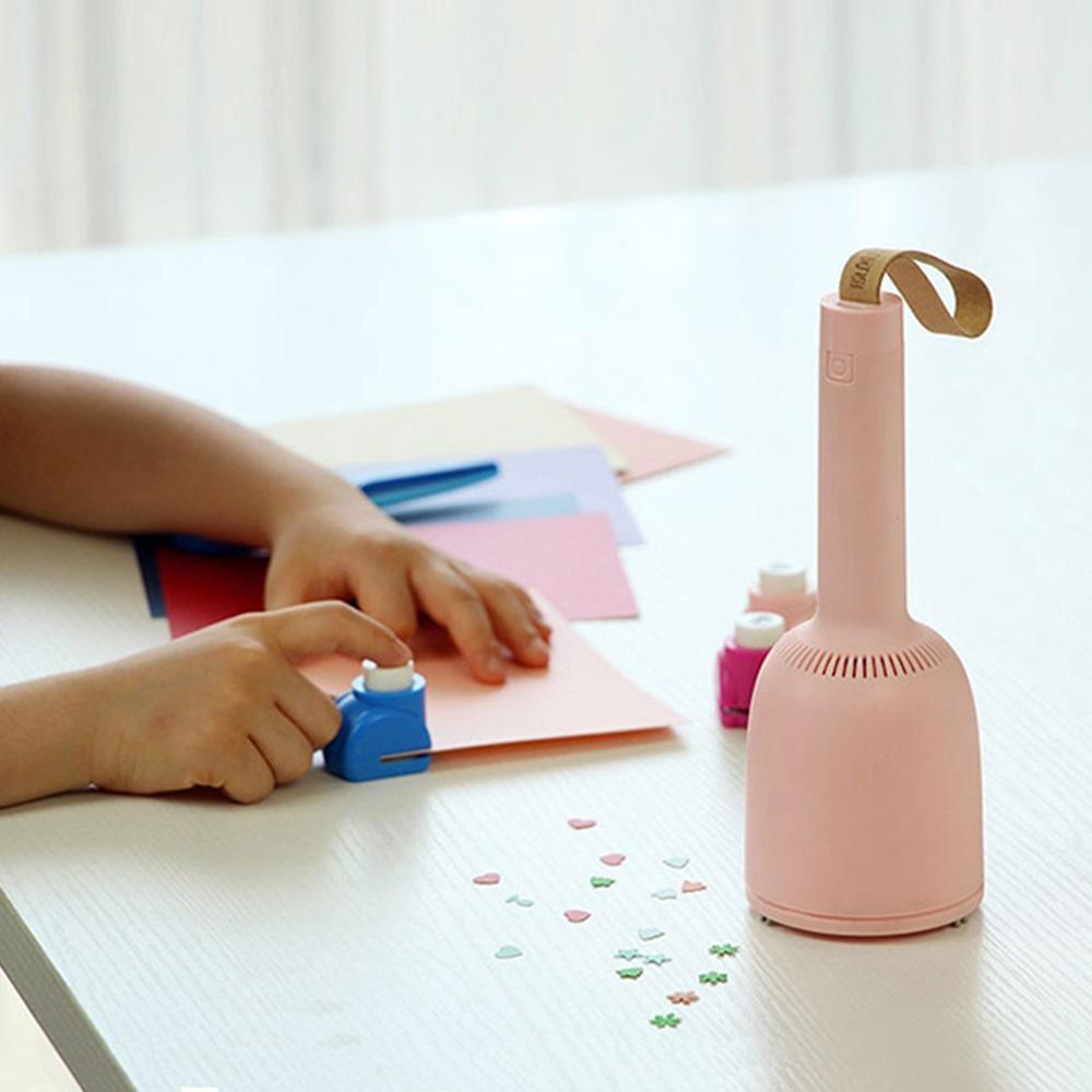 原創上品|小風鈴 無線吸塵器 - 豪華版 - 櫻花粉
