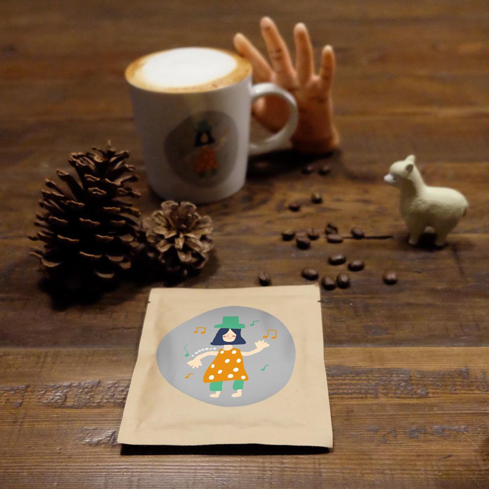 點點善Agoood|咖啡禮盒-安提瓜花神掛耳包(10包)
