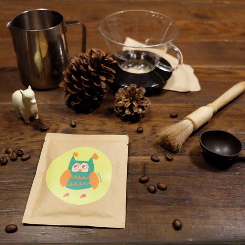 點點善Agoood|咖啡禮盒-天堂鳥AA雨林認證掛耳包(10包)