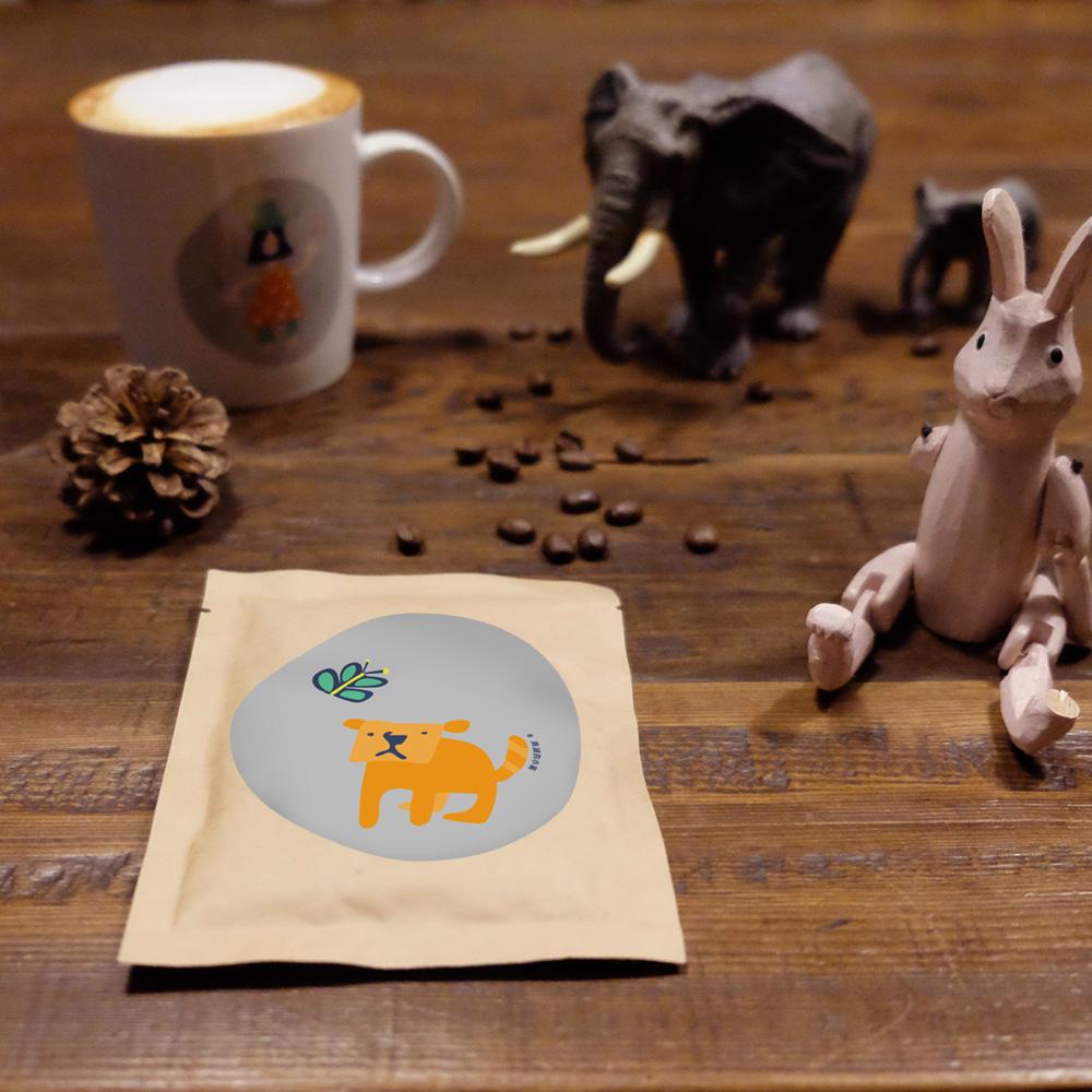 點點善Agoood|咖啡禮盒-耶加雪夫(水洗)掛耳包(10包)