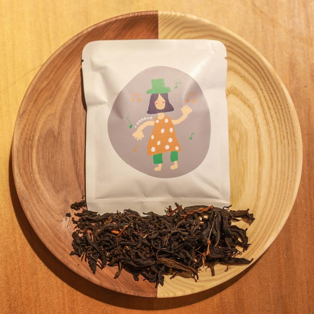 點點善 Agoood 快樂開心果禮盒-紅韻紅茶隨身包(10包)