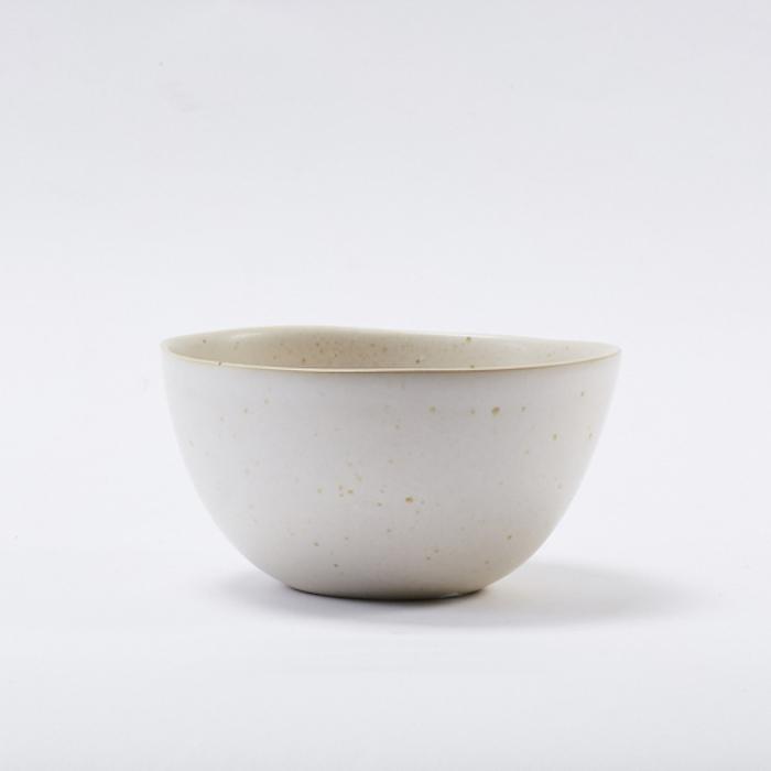 Bloomingville 白色陶瓷碗