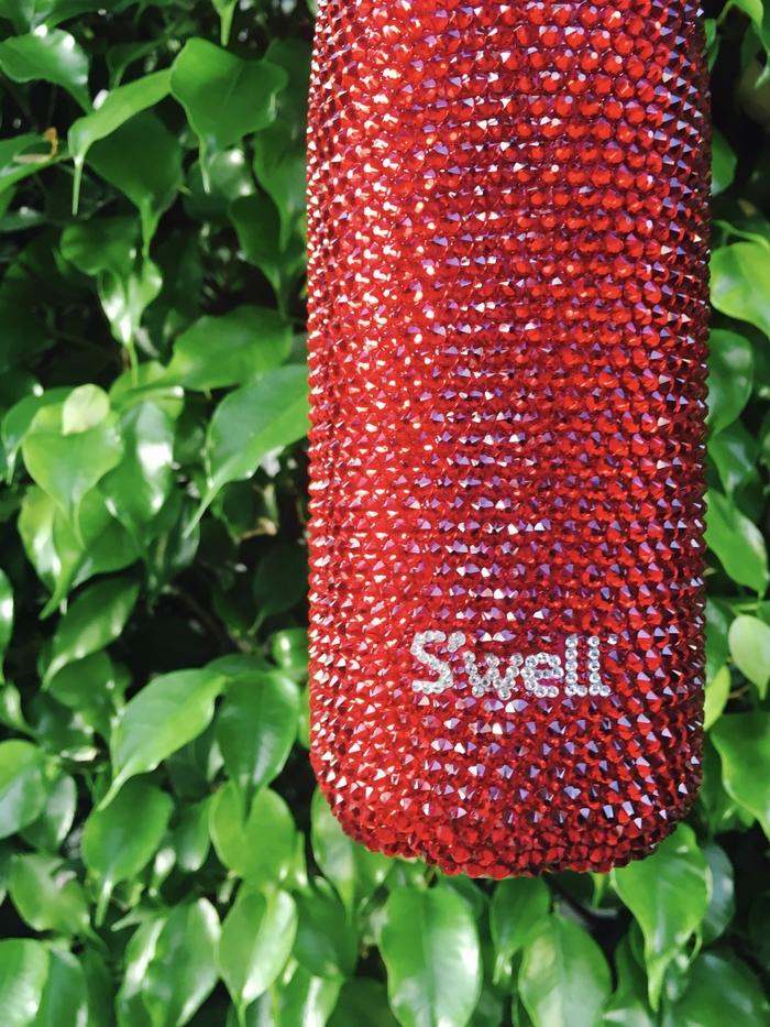 Swell| X Swarovski-Ruby Brilliance  17oz.