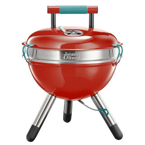 Jamie Oliver|戶外彩色BBQ-紅色