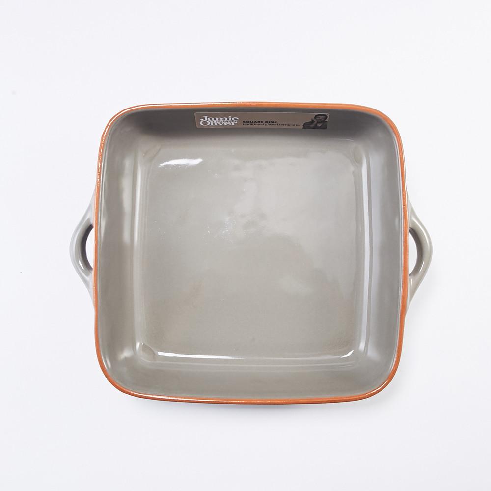 Jamie Oliver|灰色方形烤盤