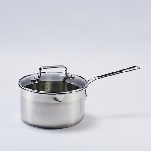 Jamie Oliver|不鏽鋼單柄湯鍋(含蓋20cm)
