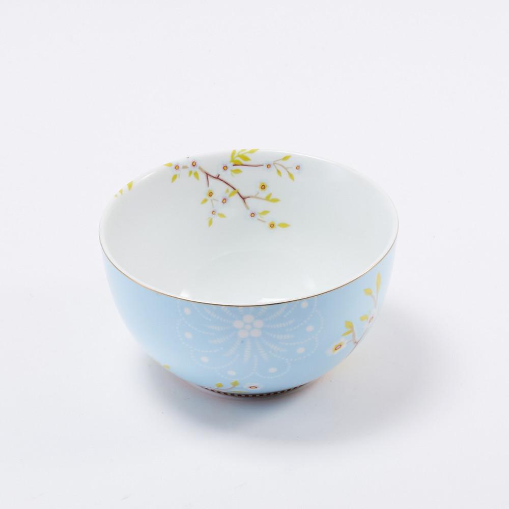 Pip Studio|粉藍枝頭雛鳥餐碗