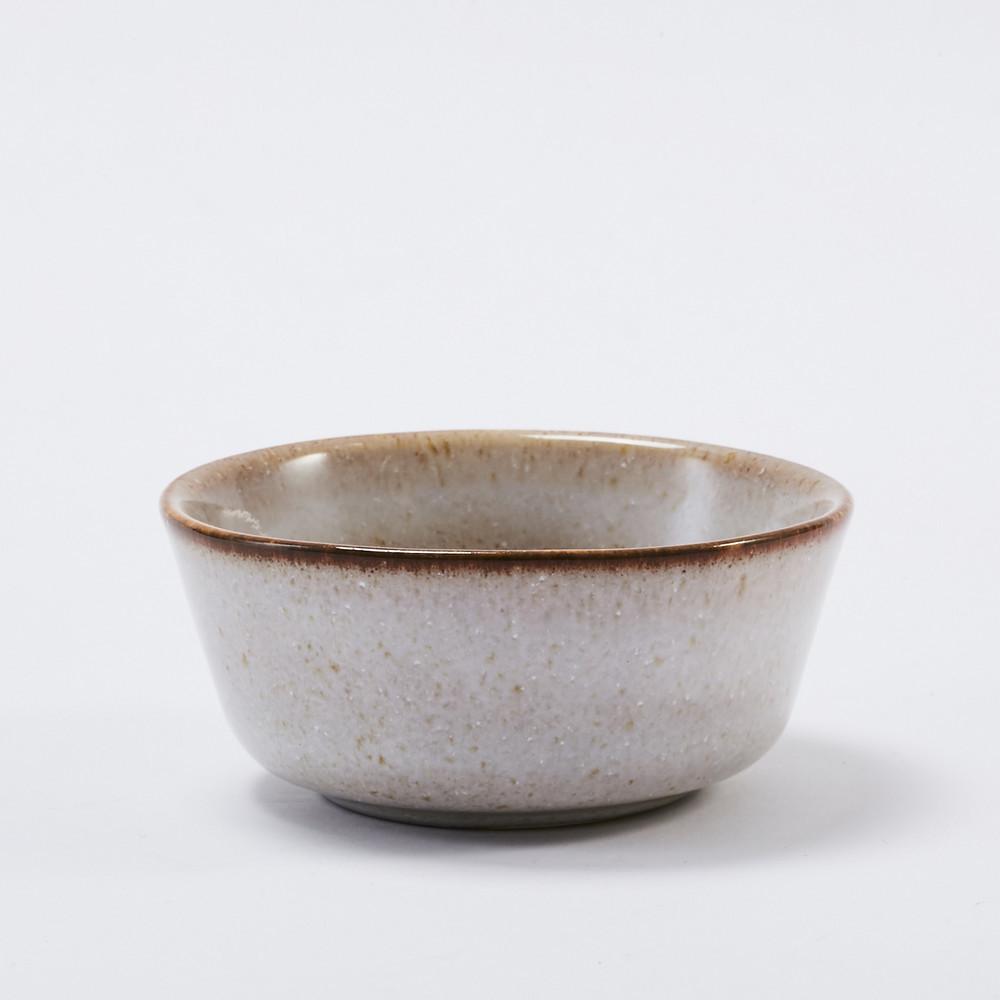 Bloomingville |灰色陶瓷醬料碗