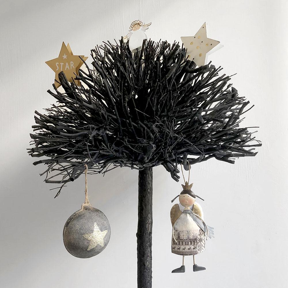 Baden|幻境中的聖誕裝飾彩球三件組