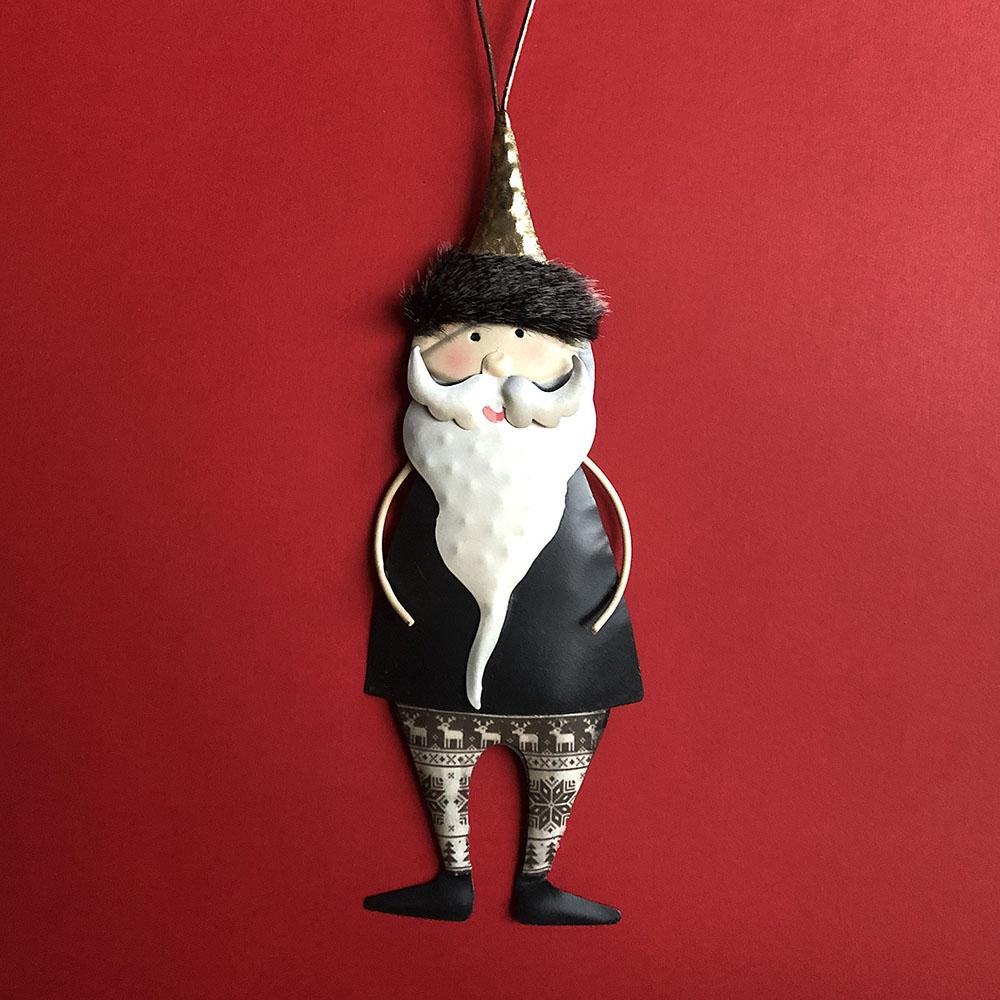 Baden|聖誕老公公手工掛飾
