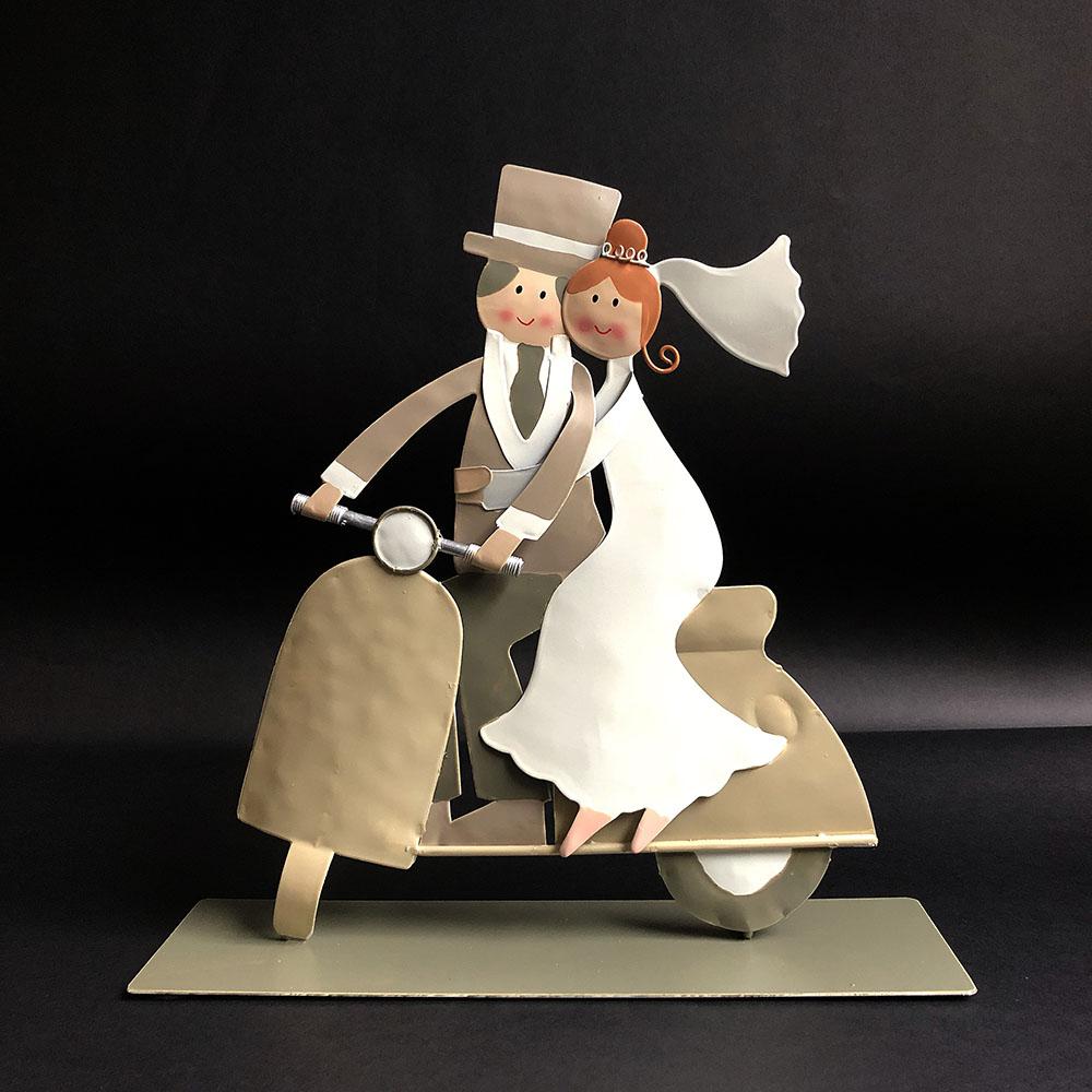 Baden 「一生跟你走」婚禮小物&擺件