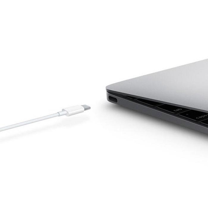 VogDUO | Cable Go 高速Type-C 2.0 To C 2.0便攜式傳輸充電線 (10cm)(典雅白)