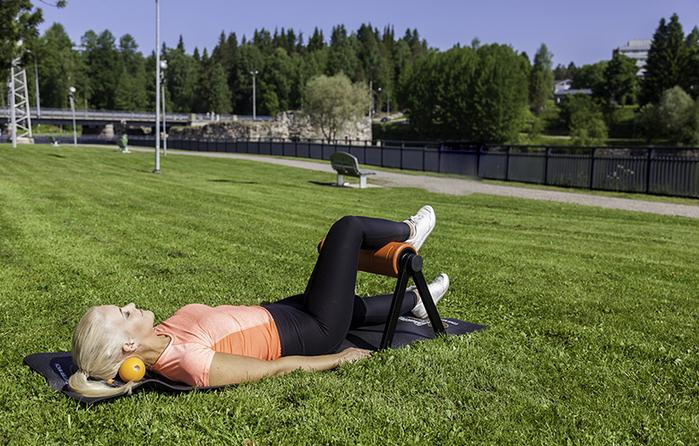 HighRoller | HighRoller 肌肉按摩放鬆泡沫輥 (活力橘)