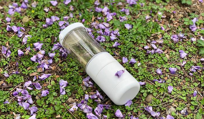 輕旅 | 不鏽鋼顛倒茶泡隨身瓶
