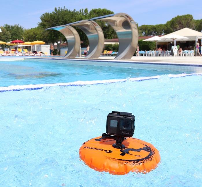 Dreampick|WHUBI水中攝影漂浮墊-運動相機專用