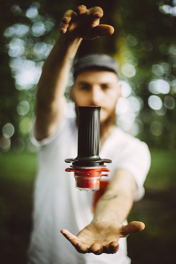 【集購】Cafflano│Kompresso 手壓義式濃縮咖啡機