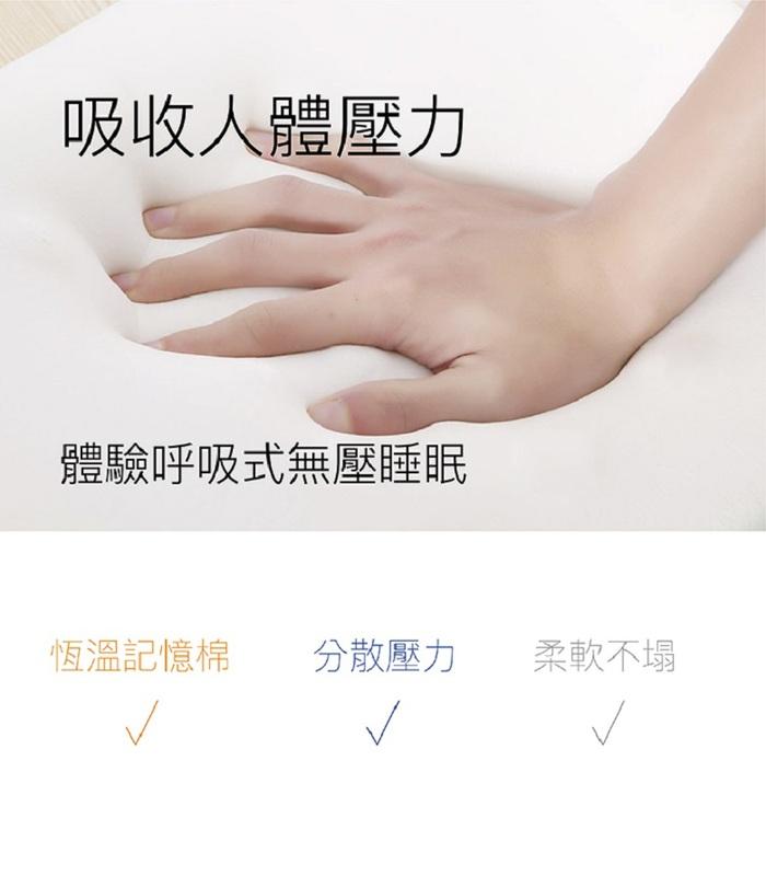 A Little|Muti多用途竹炭記憶頸枕 (2色可選)