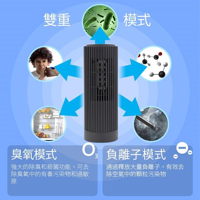A Little|【OZAN】O3臭氧除臭負離子淨化機