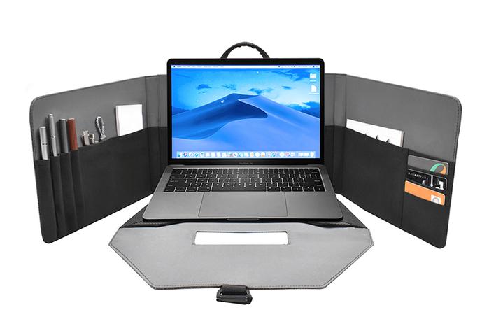 Spectre Workspace|多功能防水筆電工作包
