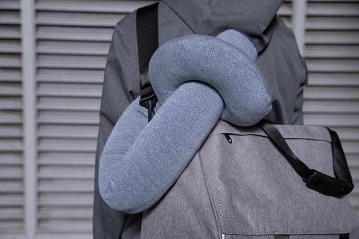 Kiwee|LOLLIPOP 天然乳膠可調式頸枕 (3色任選)