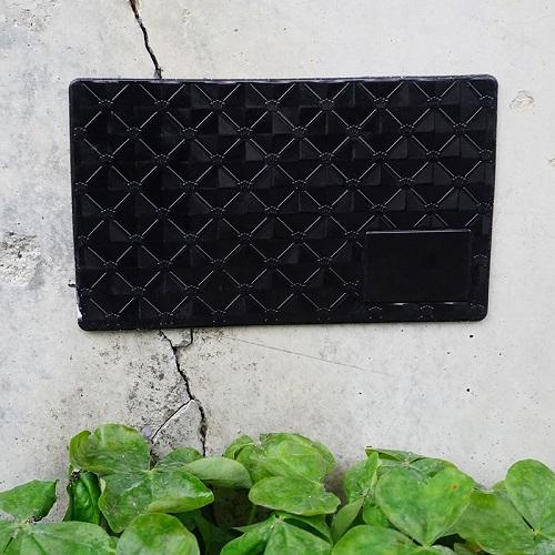 SUNRISE|Classic Pads 雙倍黏典雅時尚貼(5組)