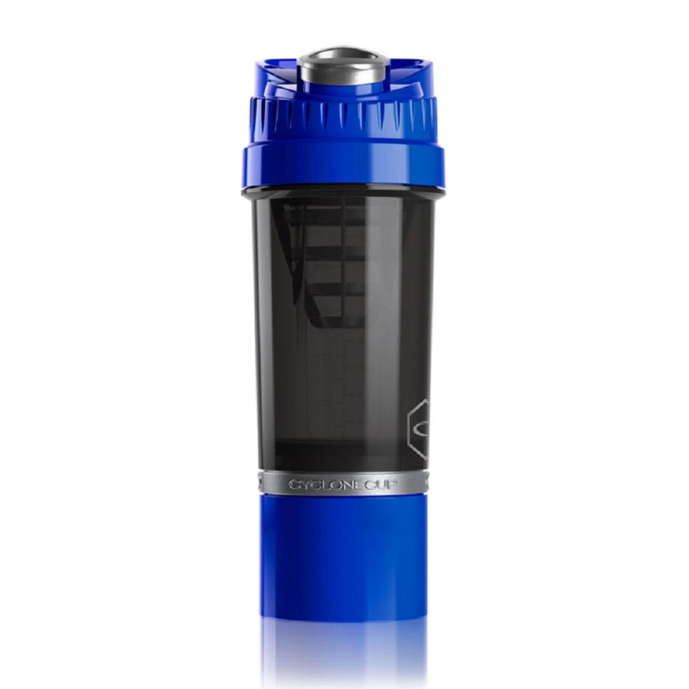 Cyclone cup | Amazing Shaker 無毒多功能運動休閒水壺 - 海水藍