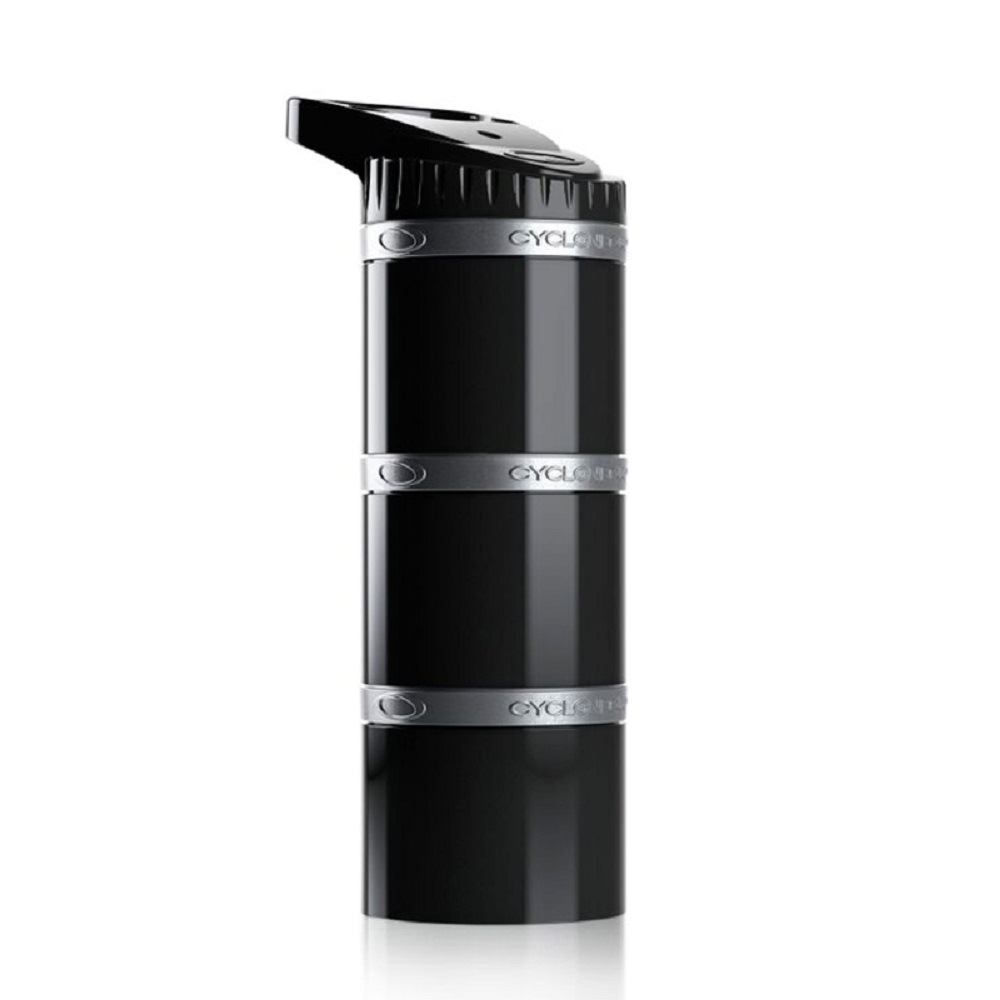 Cyclone cup   Amazing無毒多功能乾燥儲物罐 - 沉穩黑