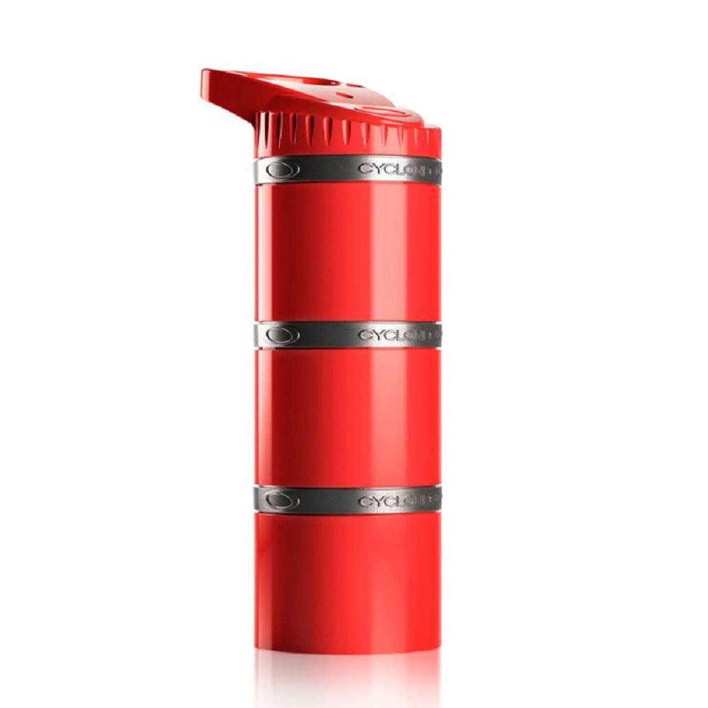 Cyclone cup | Amazing無毒多功能乾燥儲物罐 - 熱情紅