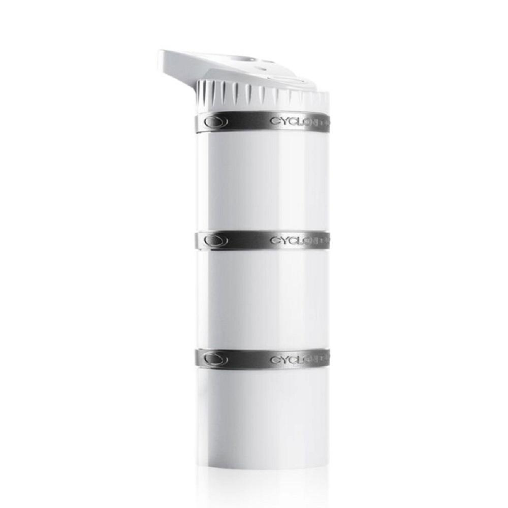 Cyclone cup   Amazing無毒多功能乾燥儲物罐 - 純淨白