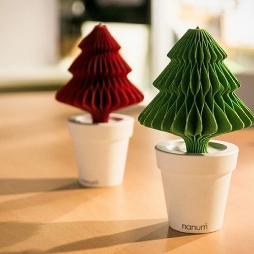 Nanum | 超涵水室內皮膚保濕器 (清新聖誕)