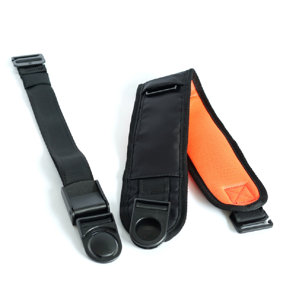 BOW | Amazing Quiver防水多功能萬用包-單肩背帶(熱情橘紅)