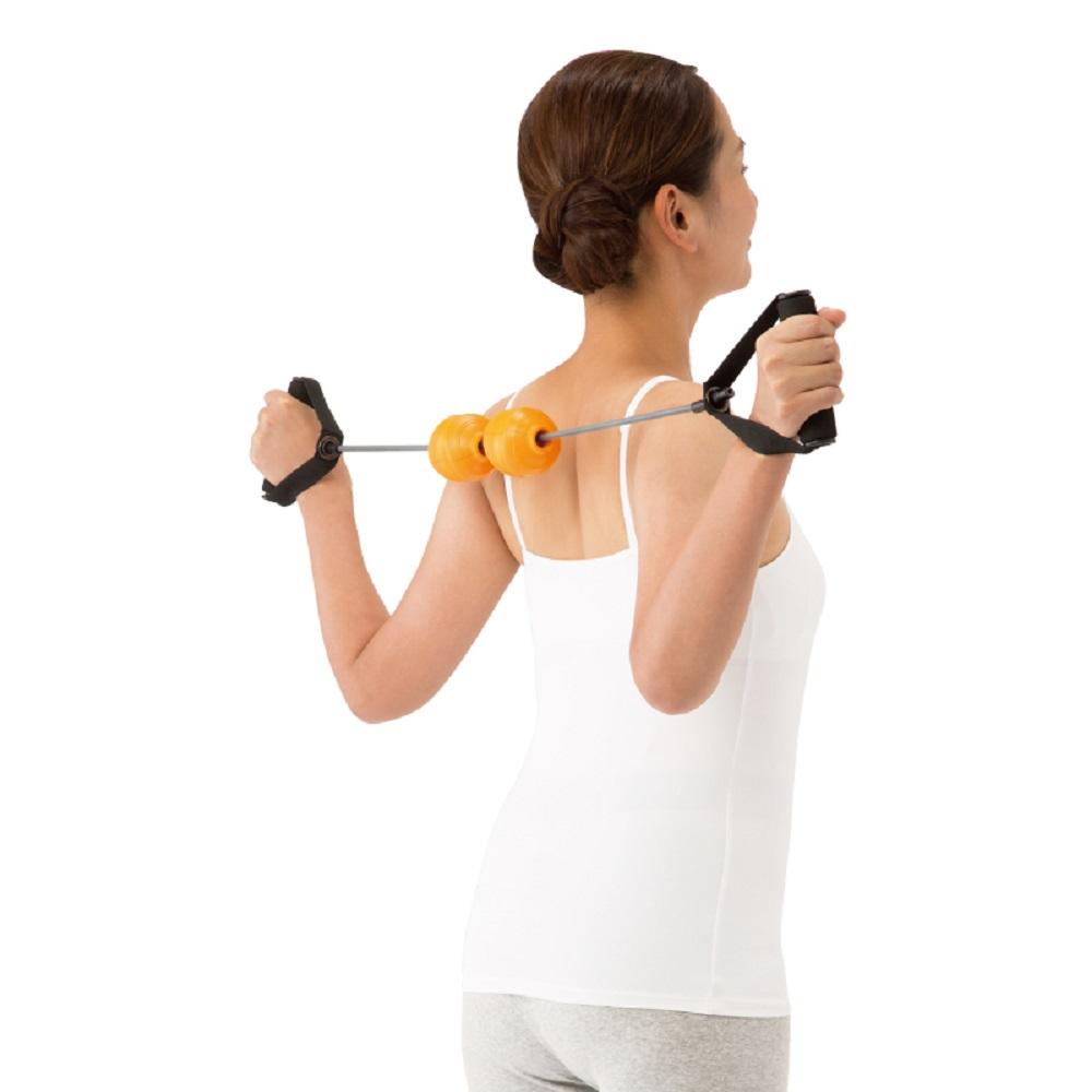 PROIDEA   紓壓伸展筋骨按摩球x2組