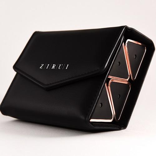 ZIRUI   GO Case 時尚磁吸式旅行分裝瓶 (經典黑)