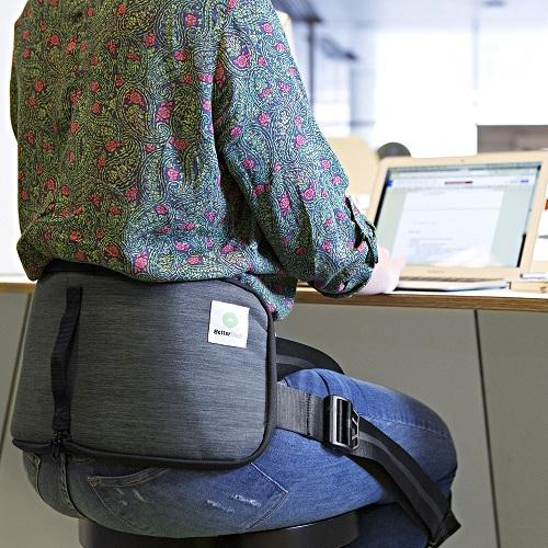 【集購】BetterBack|便攜舒背坐姿調整帶(記憶泡棉升級版)