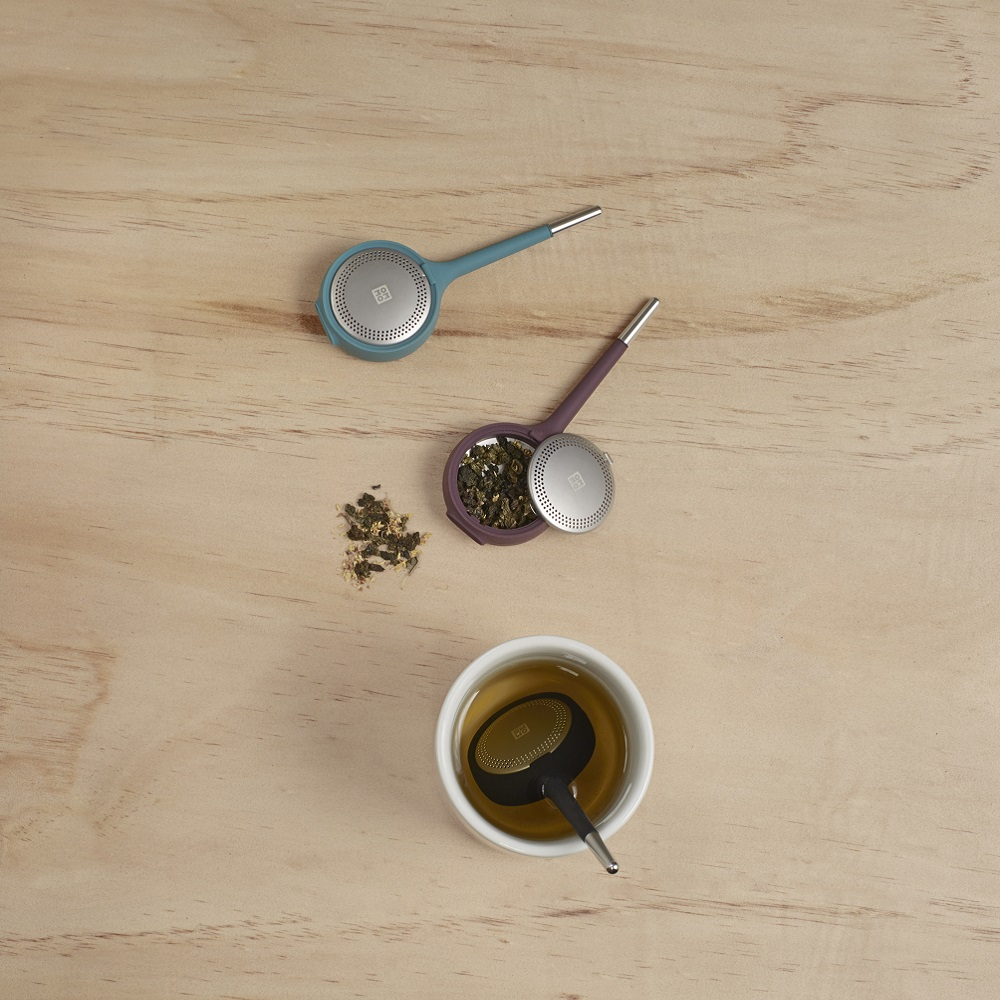 OMMO Koma 攪拌泡茶器 (3色可選)