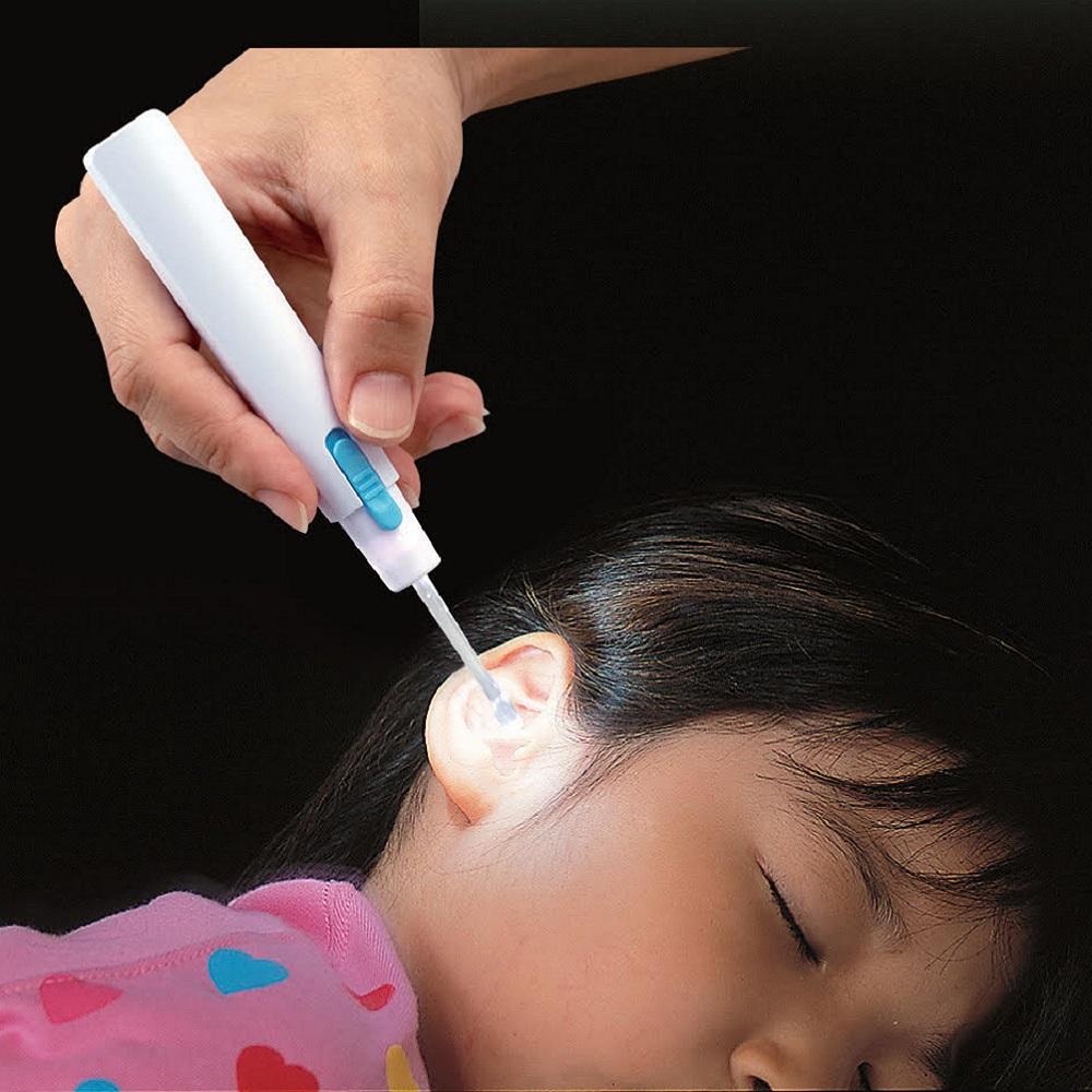 SMILE KIDS|日本新型LED掏耳棒 1入 (2色可選)