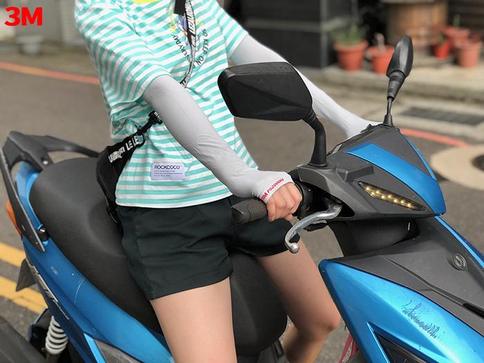 3M 超涼感抗UV舒適無縫袖套-平口款(4色可選)