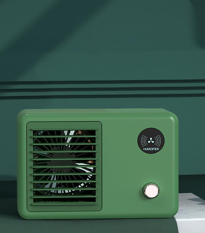 HLL|多重淨化冰霧水冷扇 (2色可選)