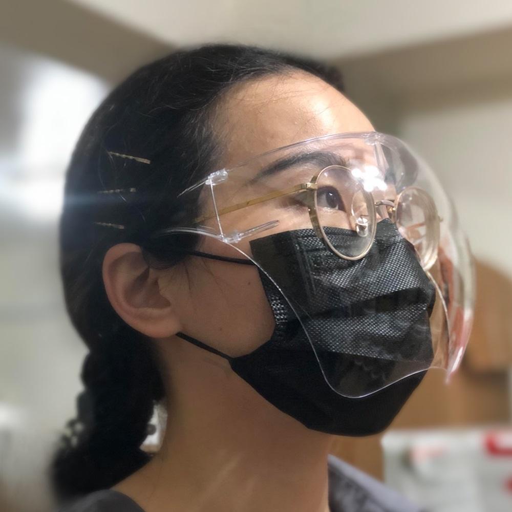 Space Mask|防護防霧全面罩 - 2入 (2色任選)