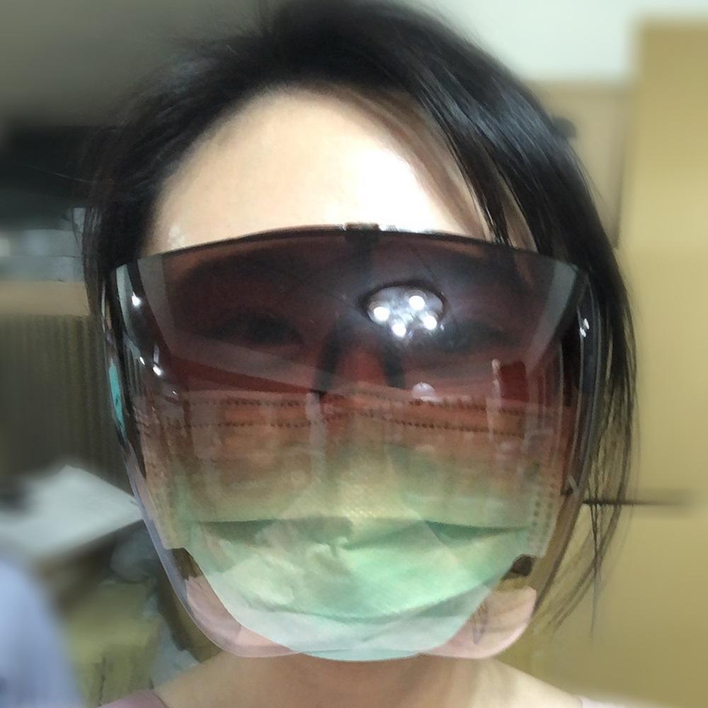Space Mask|防護防霧全面罩 - 5入 (2色任選)