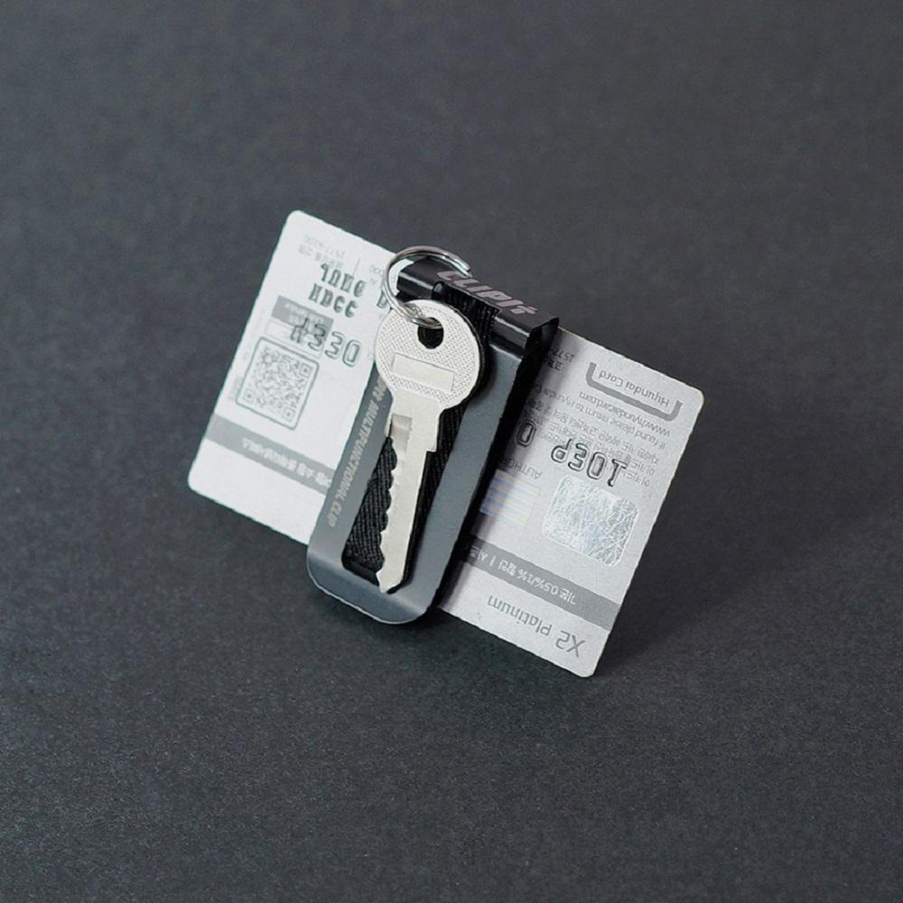 MADD|CLIPIT 隨身萬用夾 + MBAND2線材磁吸收納夾