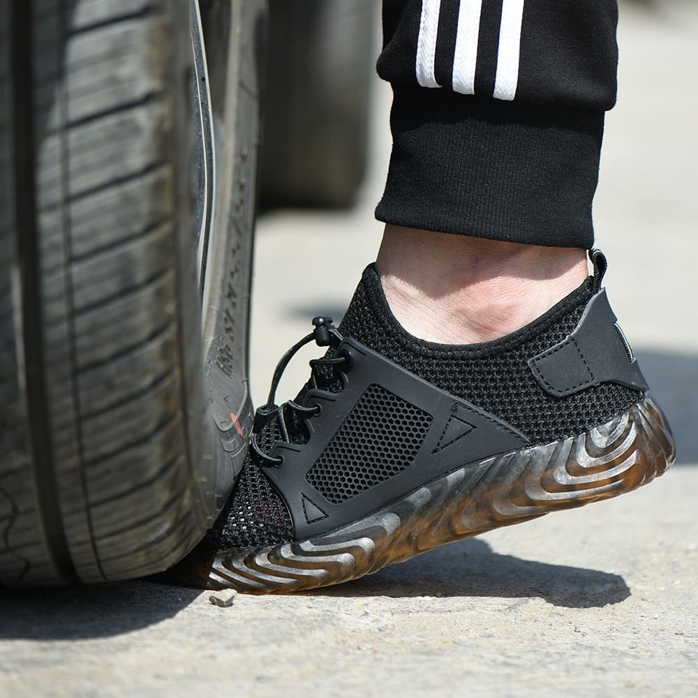 Indestructible|超防護輕量戶外安全防護運動鞋 (2色任選)