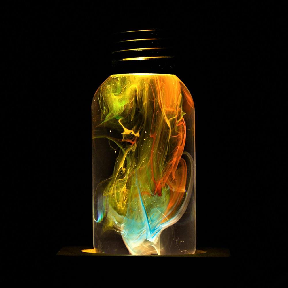 EP Light|宇宙魔幻裝飾燈 - 長形 (2款顏色任選)