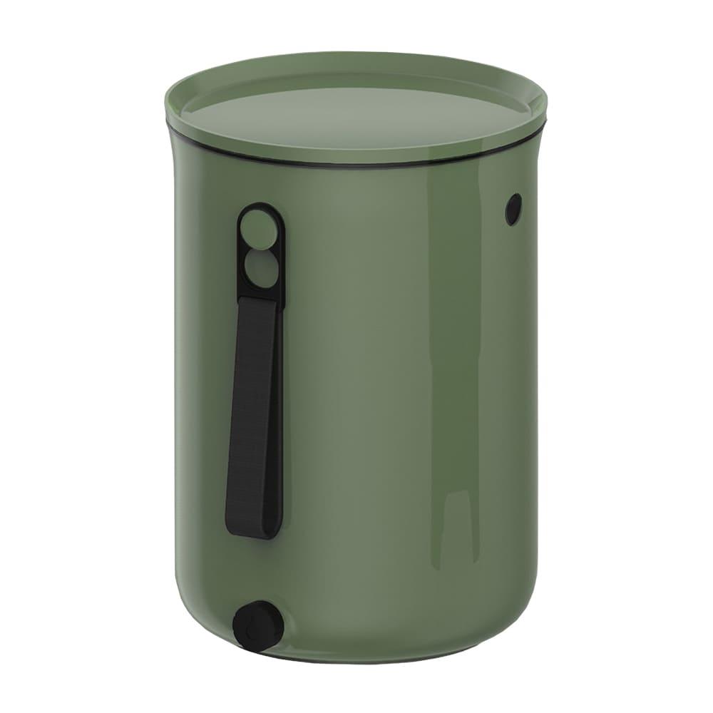skaza|真空無異味2合1堆肥廚餘桶 (2色任選)