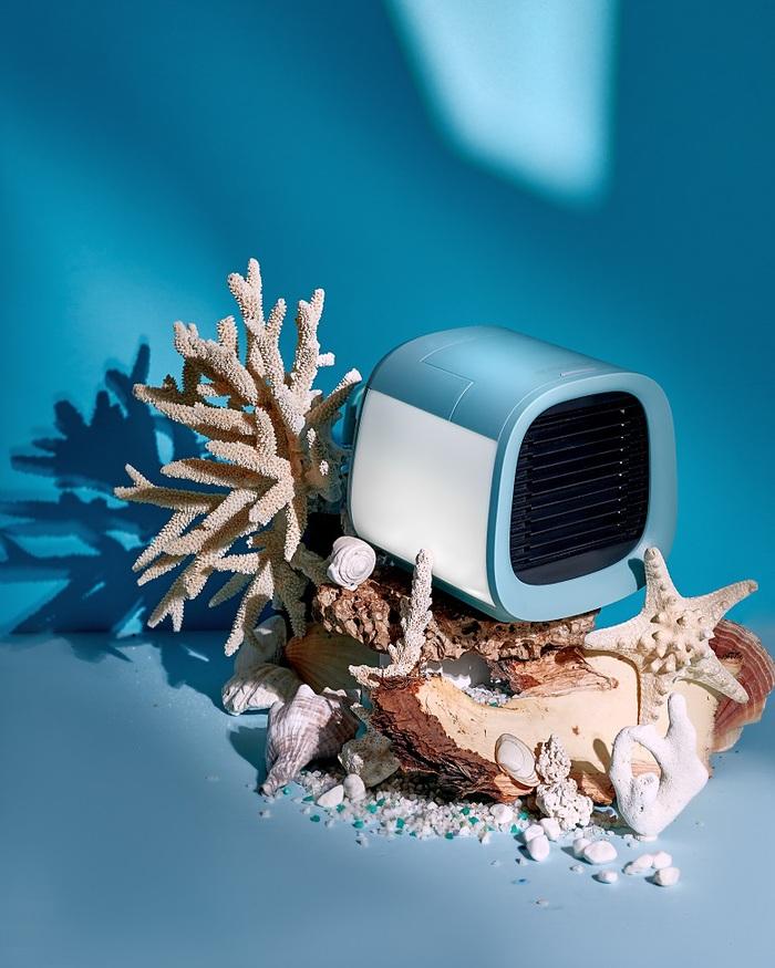 Evapolar | evaCHILL 第三代隨身個人冷氣機-日本限定色Robin blue-限量50台