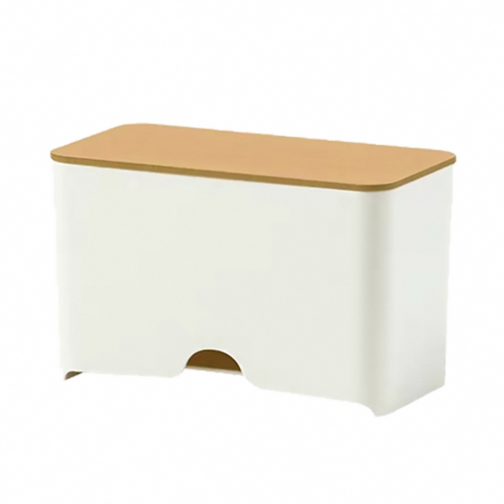 LuvHome|日系木色質感家用口罩收納盒